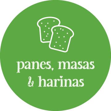 Panes, Masas y Harinas